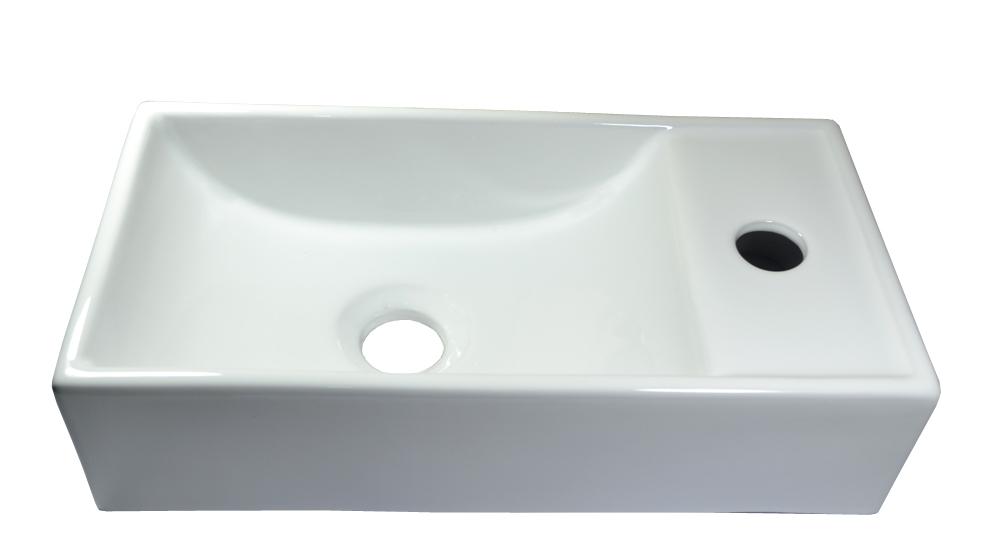 Vasca Da Bagno Traduzione Francese : Elegante mobile bagno fiona o lavabi sospeso bianco