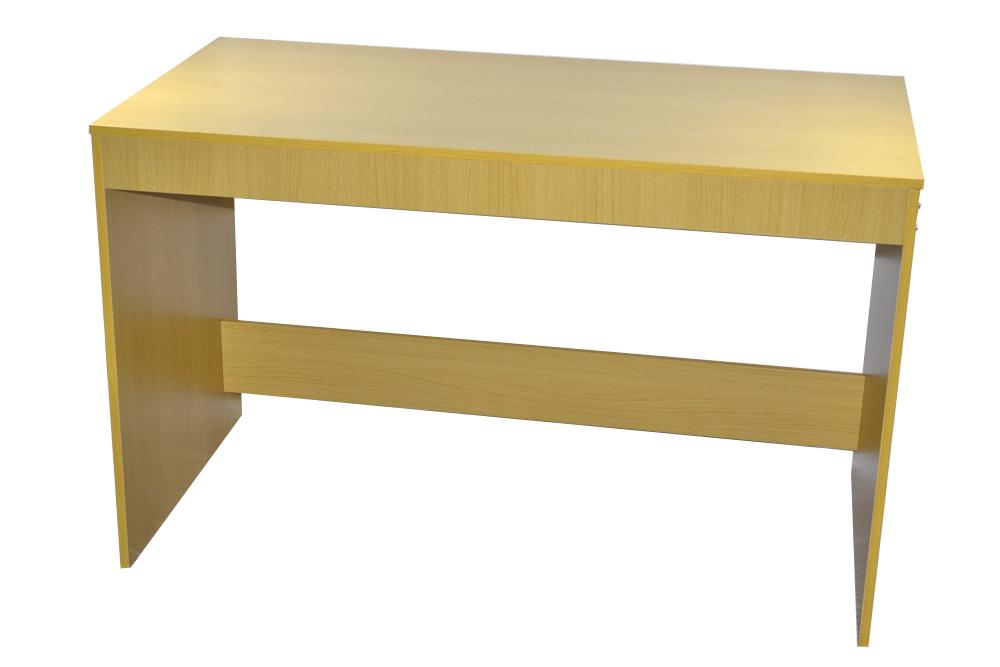 1 bureau computertisch bureau tiroirs unterstellschrank 120x60x75cm