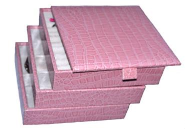 Bagno Lilla E Rosa : Scatola per accessori portagioie pelle sintetica jewel box lilla